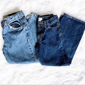 Bundle 2 Pairs Of Boys Jeans